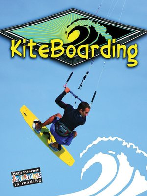 cover image of Kiteboarding
