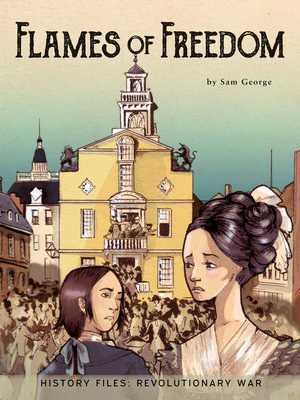 cover image of Flames of Freedom