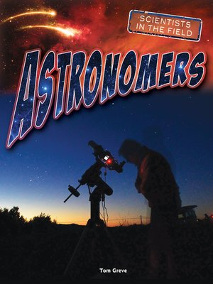 cover image of Astronomers