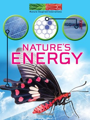 cover image of Nature's Energy