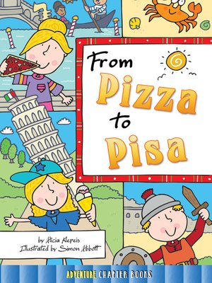 cover image of From Pizza to Pisa