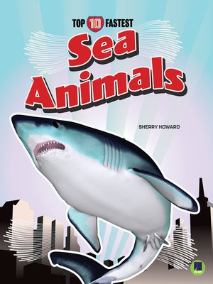 cover image of Sea Animals