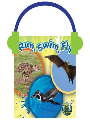 cover image of Run, Swim, Fly