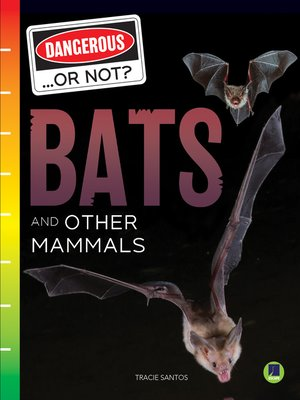cover image of Bats and Other Mammals