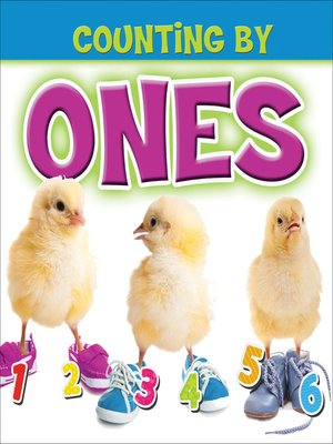 cover image of Counting by Ones
