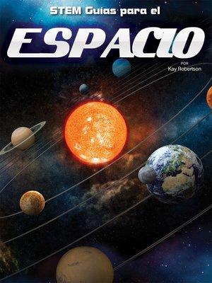 cover image of STEM Guías para el Espacio