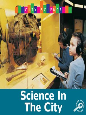 cover image of Science in the City