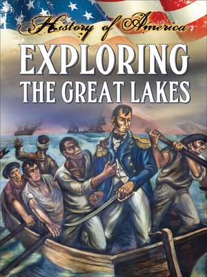 cover image of Exploring the Great Lakes