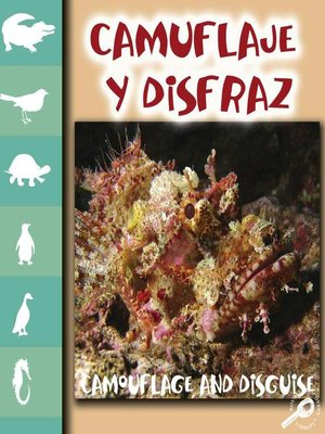 cover image of Camuflaje y disfraces (Camouflage and Disguise)