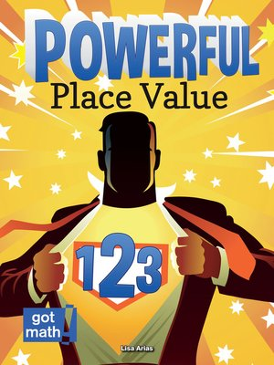cover image of Powerful Place Value