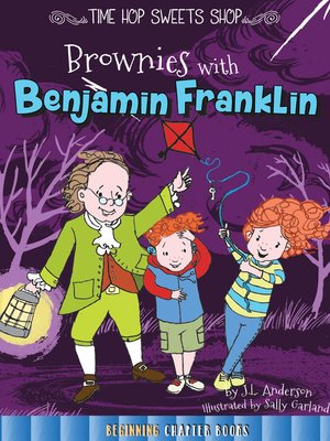 cover image of Brownies with Benjamin Franklin