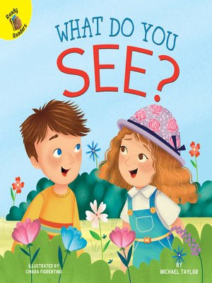 cover image of What Do You See?