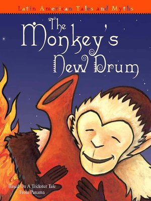 cover image of The Monkey's New Drum