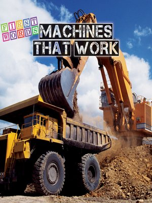 cover image of Machines That Work