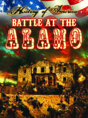 cover image of Battle at the Alamo
