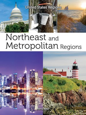 cover image of Northeast and Metropolitan Regions
