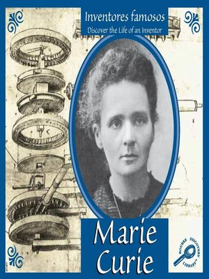 cover image of Marie Curie (Spanish/English)