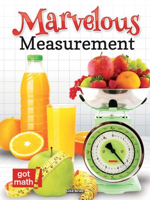 cover image of Marvelous Measurement