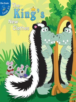 cover image of The King's New Clothes