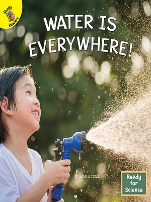 cover image of Water is Everywhere!