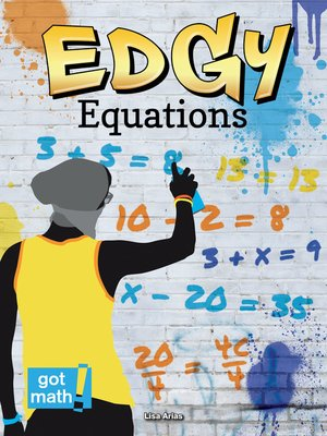 cover image of Edgy Equations