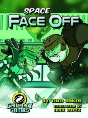 cover image of Space Face Off