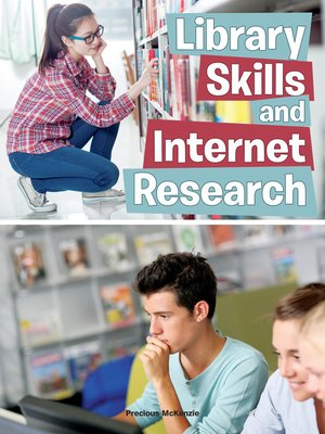 cover image of Library Skills and Internet Research