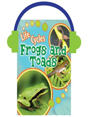cover image of Frogs and Toads