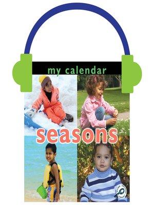 cover image of My Calendar: Seasons