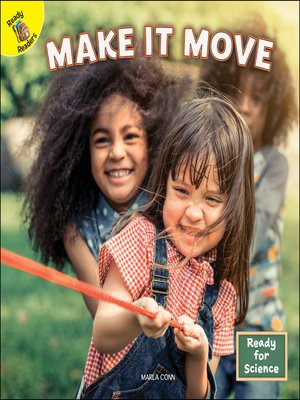 cover image of Make It Move