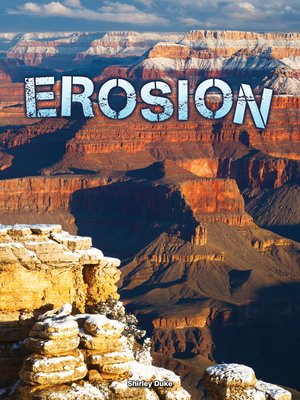 cover image of Erosion