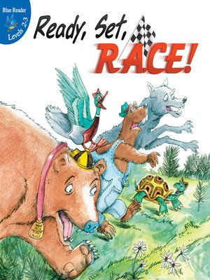 cover image of Ready, Set, RACE!