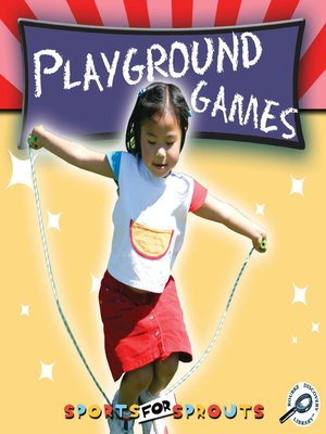 cover image of Playground Games