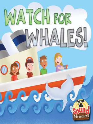 cover image of Watch for Whales!