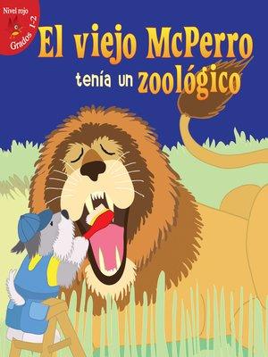 cover image of El viejo mcperro tenía un zoológico