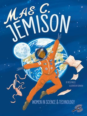 cover image of Mae C. Jemison