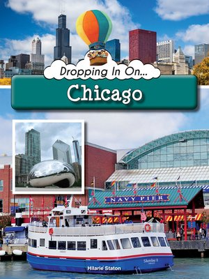cover image of Dropping In On Chicago