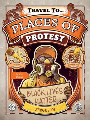 cover image of Places of Protest