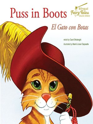 cover image of Bilingual Fairy Tales Puss in Boots