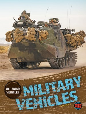 cover image of Military Vehicles