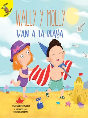 cover image of Wally y Molly van a la playa (Wally and Molly Go to the Beach)