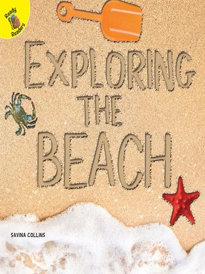cover image of Exploring the Beach