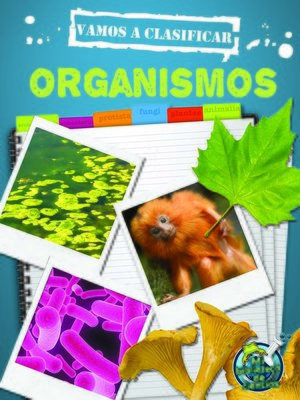 cover image of Vamos a clasificar organismos (Let's Classify Organisms)
