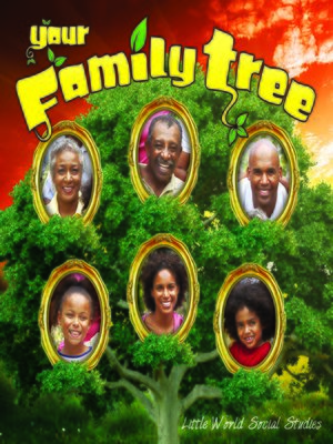 cover image of Your Family Tree