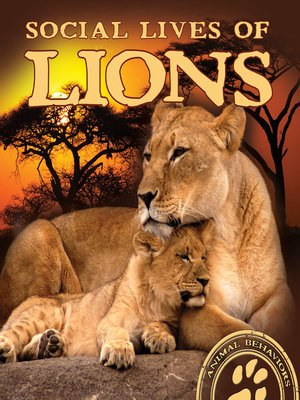 cover image of Social Lives of Lions