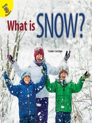 cover image of What is Snow?
