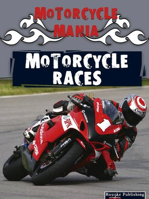 cover image of Motorcycle Races