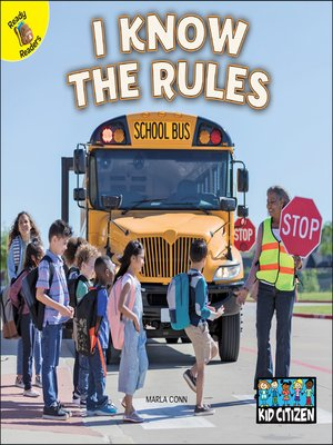 cover image of I Know the Rules