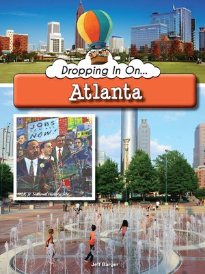 cover image of Dropping In On Atlanta