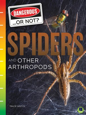 cover image of Spiders and Other Arthropods